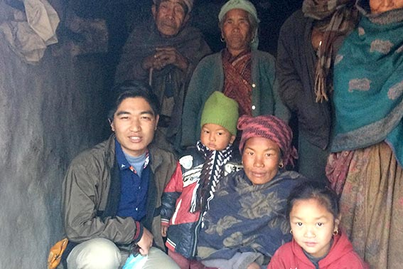 Megs Children Nepal - Albury Charity