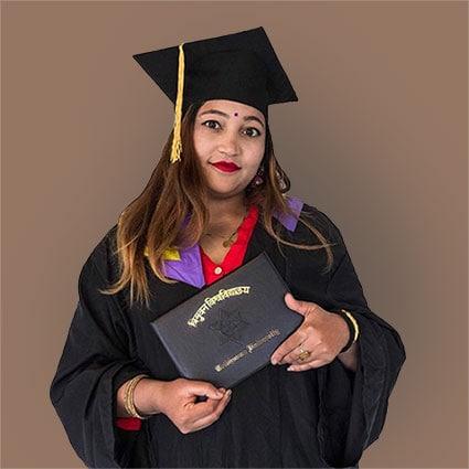 Radhika's Graduation